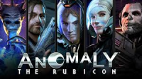 Anomaly: the Rubicon