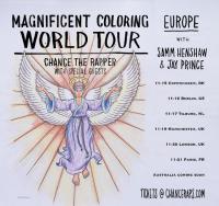 Magnificent Coloring Tour