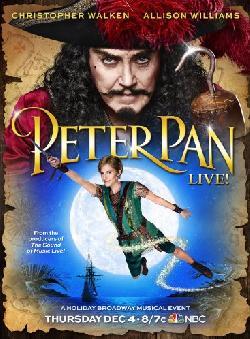 PETER PAN LIVE! (AKA PETER PAN)