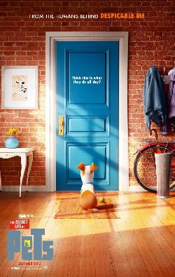 SECRET LIFE OF PETS, THE