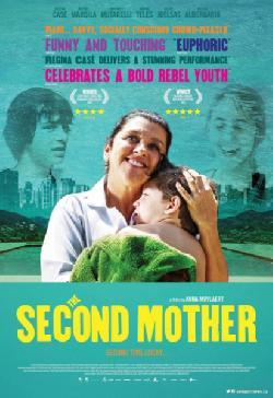 SECOND MOTHER, THE (QUE HORAS ELA VOLTA)